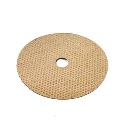 Diamond Discs on Flexible or Rigid Composite Hook/Loop backed