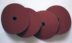 Ceramic Fiber Discs