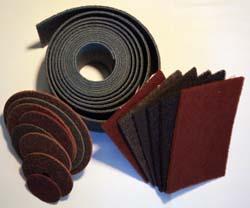 Sandbrite Discs, Rolls, And Sheets