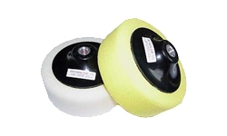 "Bonded Premium Foam Polishing Pads 5/8""-11 Thread"