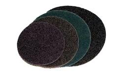 Non Woven Sandtex Alo-oxide Surface Conditioning Discs