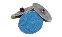 Zirloc-Blue Zirconia Quick Change Discs/Alumina Resin Bond Polyester Cloth
