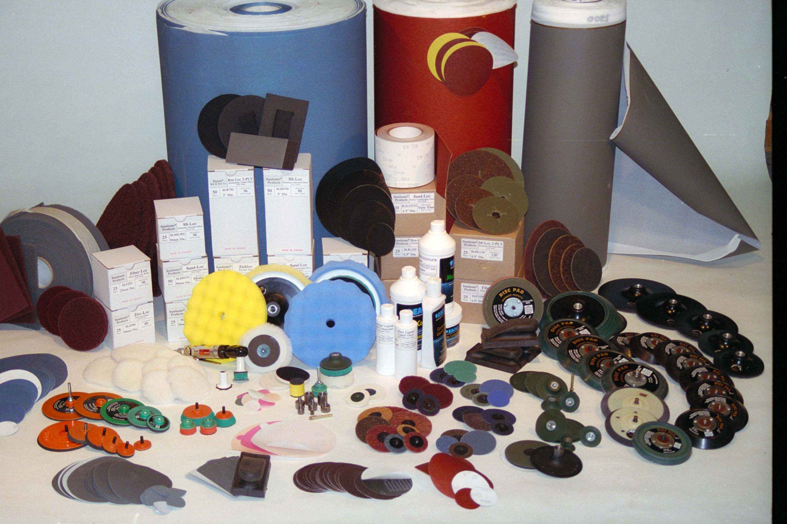 Vermont Abrasives Inc